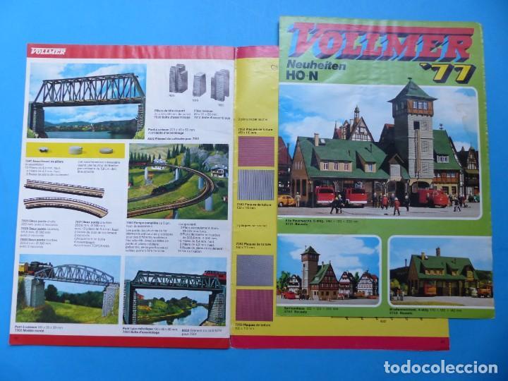 Juguetes antiguos: 15 catalogos y revistas antiguas de juguetes, trenes, coches, motos, Paya, años 1950-1980, ver fotos - Foto 5 - 207109090