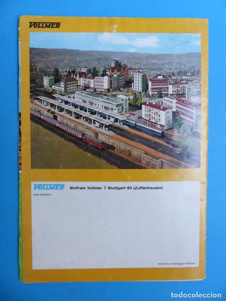 Juguetes antiguos: 15 catalogos y revistas antiguas de juguetes, trenes, coches, motos, Paya, años 1950-1980, ver fotos - Foto 6 - 207109090
