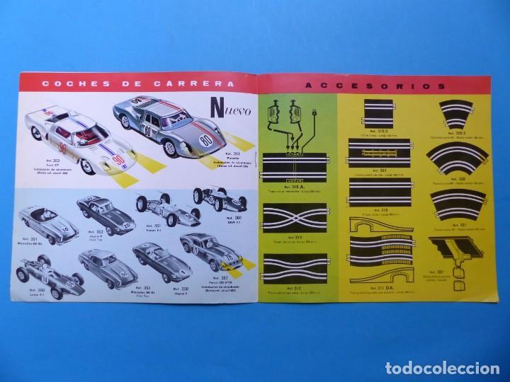 Juguetes antiguos: 15 catalogos y revistas antiguas de juguetes, trenes, coches, motos, Paya, años 1950-1980, ver fotos - Foto 9 - 207109090