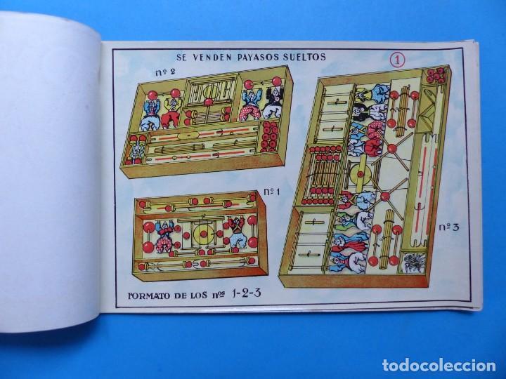 Juguetes antiguos: 15 catalogos y revistas antiguas de juguetes, trenes, coches, motos, Paya, años 1950-1980, ver fotos - Foto 12 - 207109090