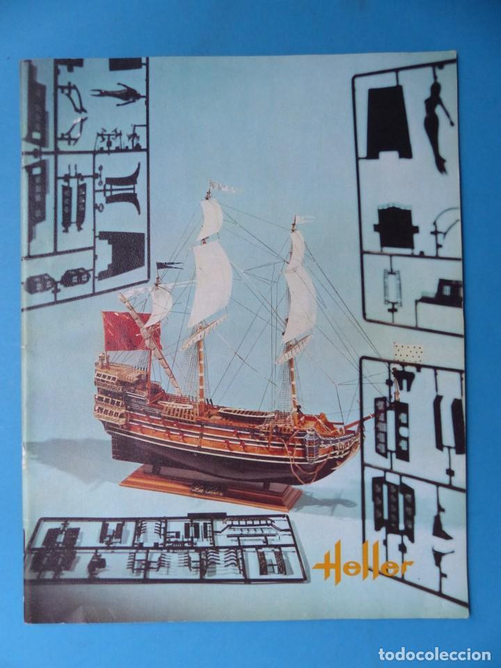 Juguetes antiguos: 15 catalogos y revistas antiguas de juguetes, trenes, coches, motos, Paya, años 1950-1980, ver fotos - Foto 17 - 207109090