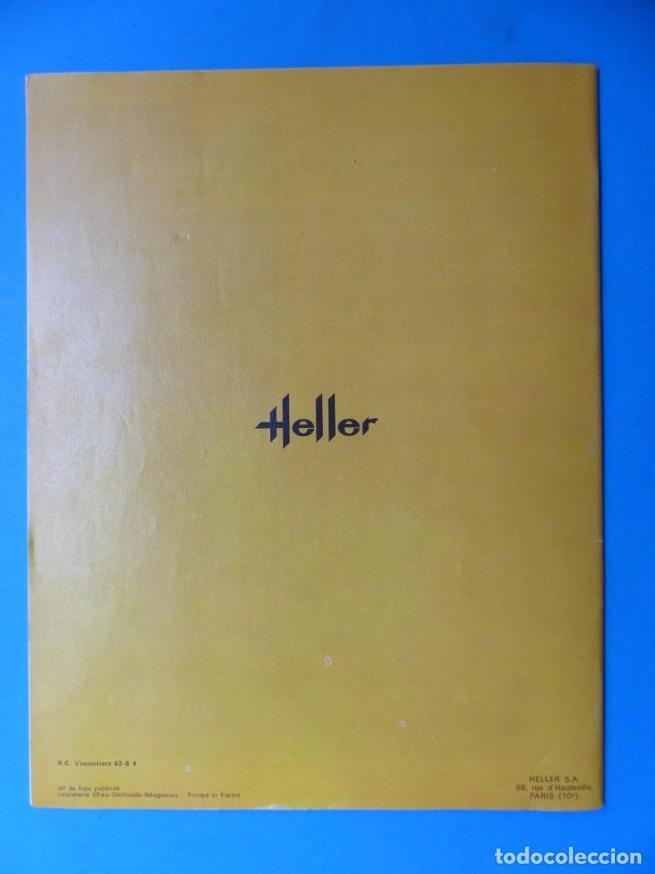 Juguetes antiguos: 15 catalogos y revistas antiguas de juguetes, trenes, coches, motos, Paya, años 1950-1980, ver fotos - Foto 20 - 207109090