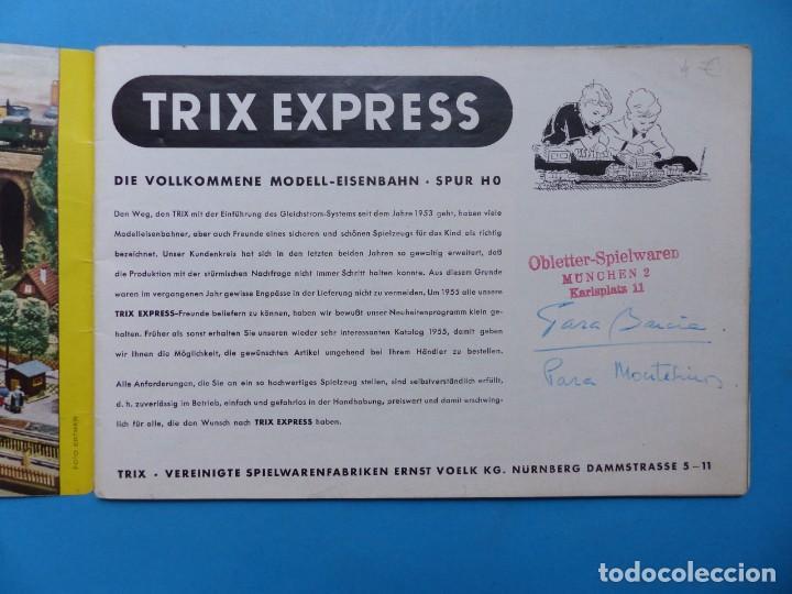 Juguetes antiguos: 15 catalogos y revistas antiguas de juguetes, trenes, coches, motos, Paya, años 1950-1980, ver fotos - Foto 22 - 207109090