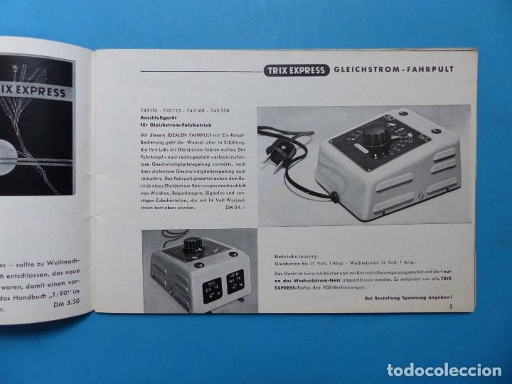 Juguetes antiguos: 15 catalogos y revistas antiguas de juguetes, trenes, coches, motos, Paya, años 1950-1980, ver fotos - Foto 23 - 207109090