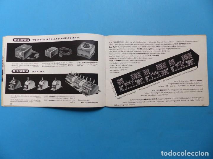 Juguetes antiguos: 15 catalogos y revistas antiguas de juguetes, trenes, coches, motos, Paya, años 1950-1980, ver fotos - Foto 24 - 207109090