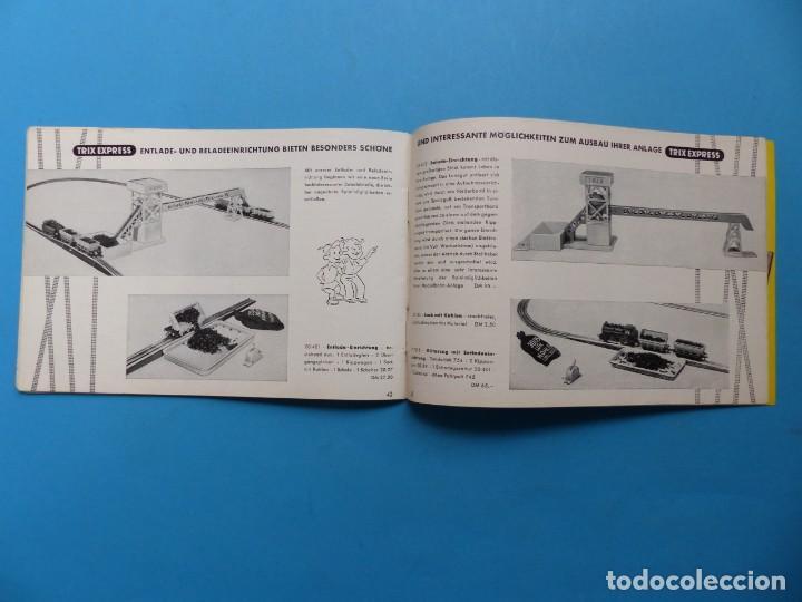Juguetes antiguos: 15 catalogos y revistas antiguas de juguetes, trenes, coches, motos, Paya, años 1950-1980, ver fotos - Foto 25 - 207109090