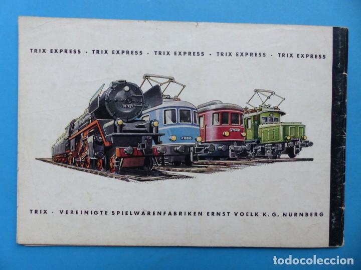 Juguetes antiguos: 15 catalogos y revistas antiguas de juguetes, trenes, coches, motos, Paya, años 1950-1980, ver fotos - Foto 26 - 207109090