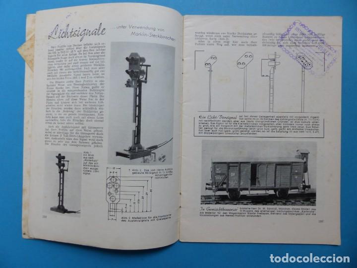 Juguetes antiguos: 15 catalogos y revistas antiguas de juguetes, trenes, coches, motos, Paya, años 1950-1980, ver fotos - Foto 29 - 207109090