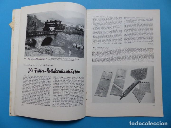 Juguetes antiguos: 15 catalogos y revistas antiguas de juguetes, trenes, coches, motos, Paya, años 1950-1980, ver fotos - Foto 31 - 207109090