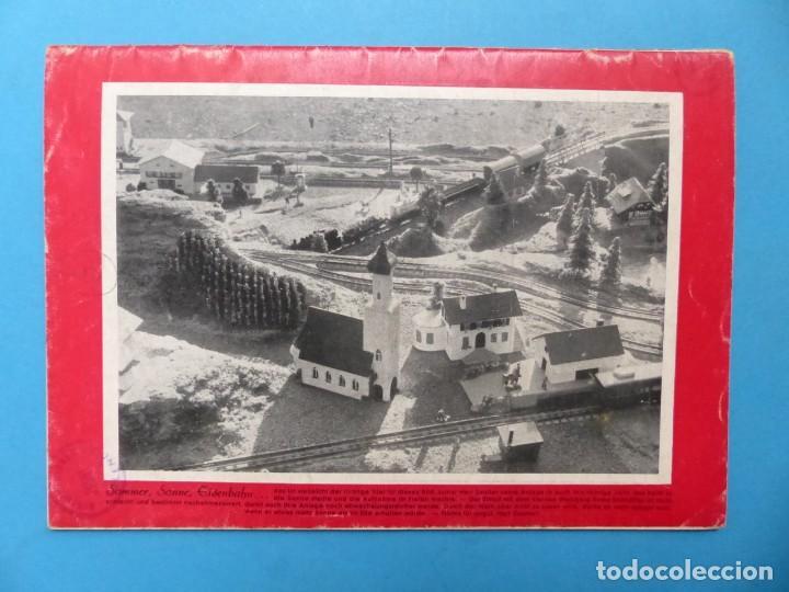 Juguetes antiguos: 15 catalogos y revistas antiguas de juguetes, trenes, coches, motos, Paya, años 1950-1980, ver fotos - Foto 34 - 207109090