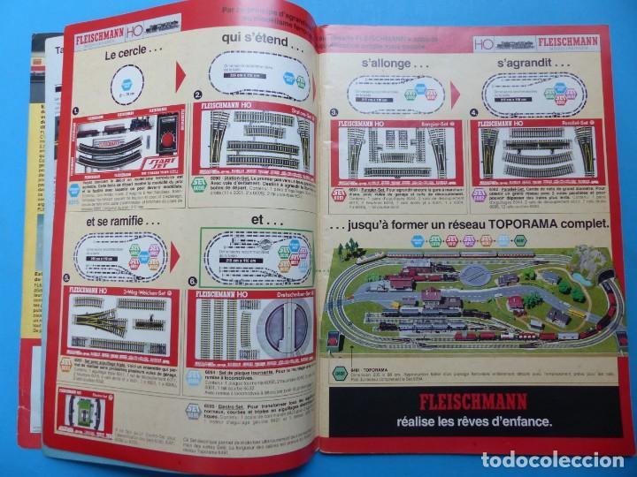 Juguetes antiguos: 15 catalogos y revistas antiguas de juguetes, trenes, coches, motos, Paya, años 1950-1980, ver fotos - Foto 38 - 207109090