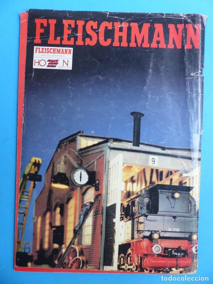 Juguetes antiguos: 15 catalogos y revistas antiguas de juguetes, trenes, coches, motos, Paya, años 1950-1980, ver fotos - Foto 42 - 207109090