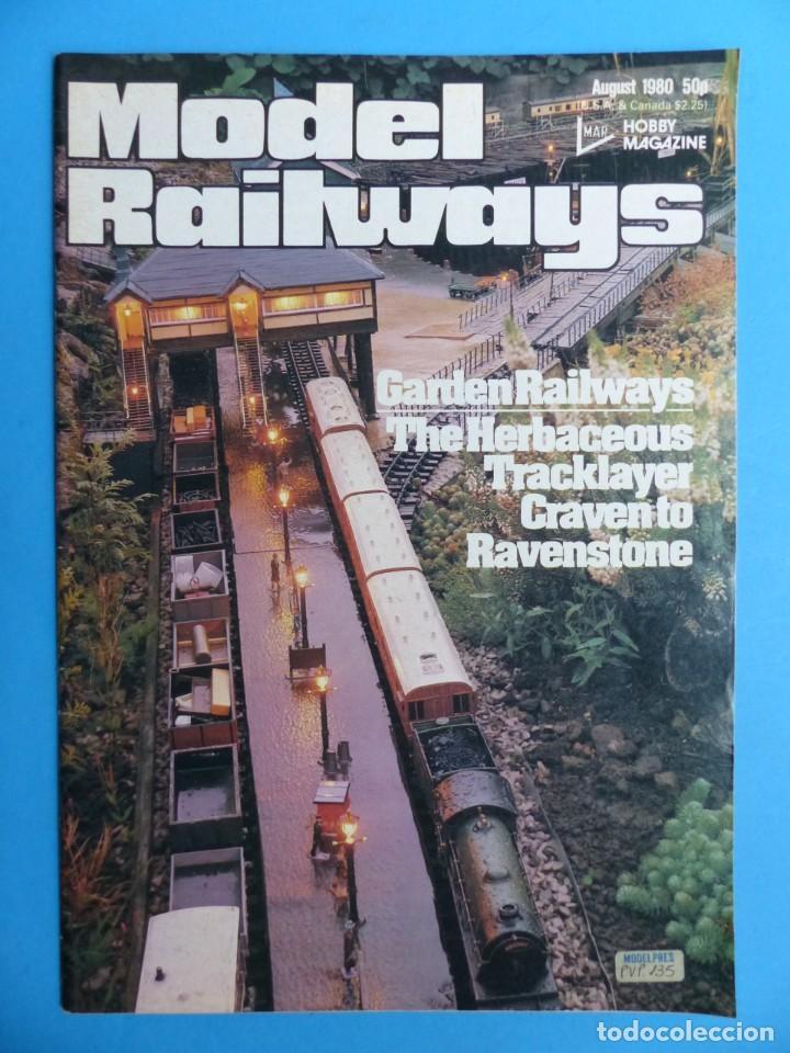 Juguetes antiguos: 15 catalogos y revistas antiguas de juguetes, trenes, coches, motos, Paya, años 1950-1980, ver fotos - Foto 48 - 207109090