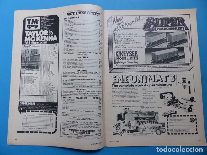 Juguetes antiguos: 15 catalogos y revistas antiguas de juguetes, trenes, coches, motos, Paya, años 1950-1980, ver fotos - Foto 49 - 207109090