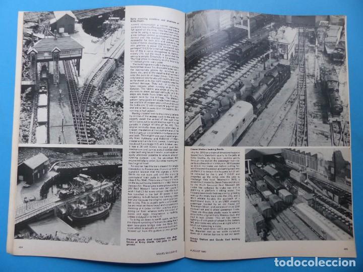 Juguetes antiguos: 15 catalogos y revistas antiguas de juguetes, trenes, coches, motos, Paya, años 1950-1980, ver fotos - Foto 52 - 207109090
