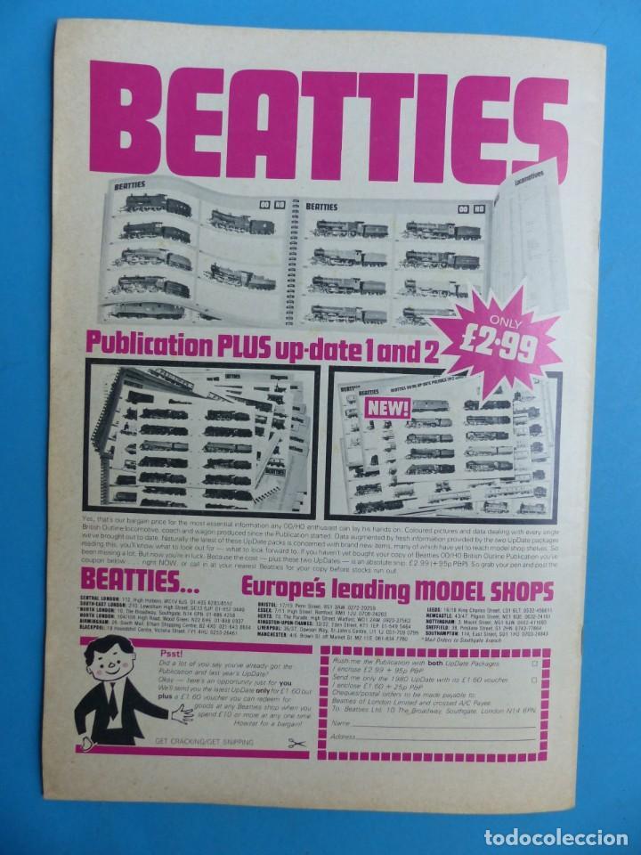 Juguetes antiguos: 15 catalogos y revistas antiguas de juguetes, trenes, coches, motos, Paya, años 1950-1980, ver fotos - Foto 63 - 207109090