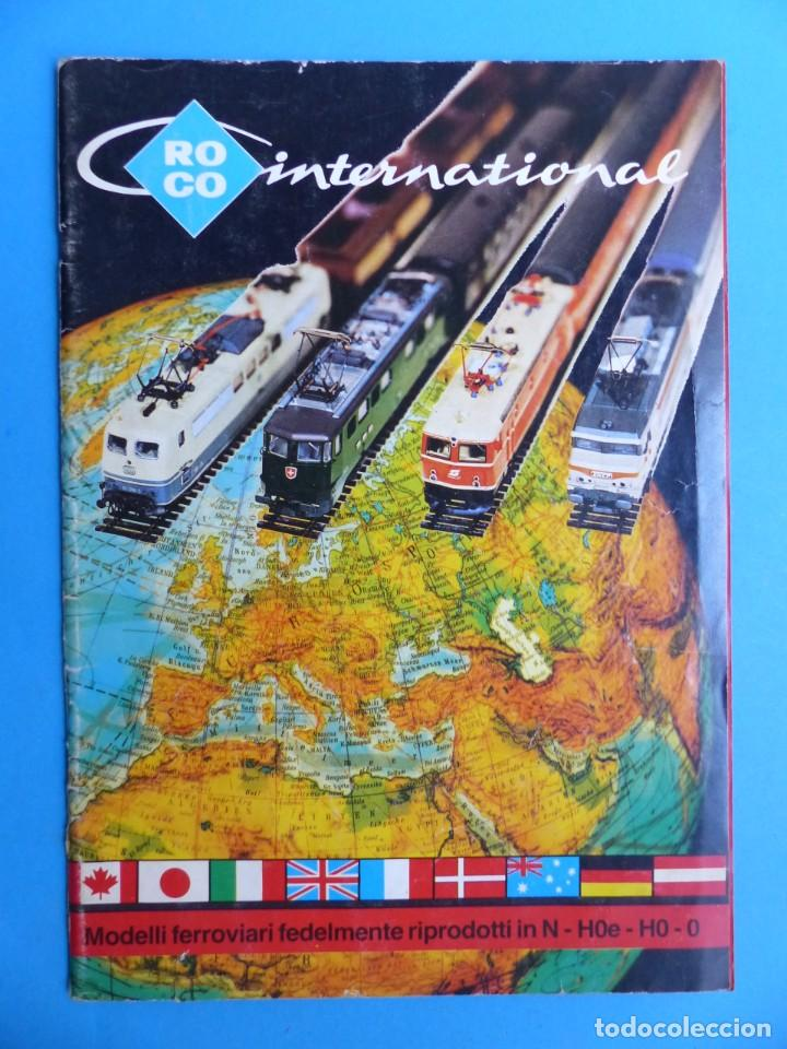 Juguetes antiguos: 15 catalogos y revistas antiguas de juguetes, trenes, coches, motos, Paya, años 1950-1980, ver fotos - Foto 64 - 207109090