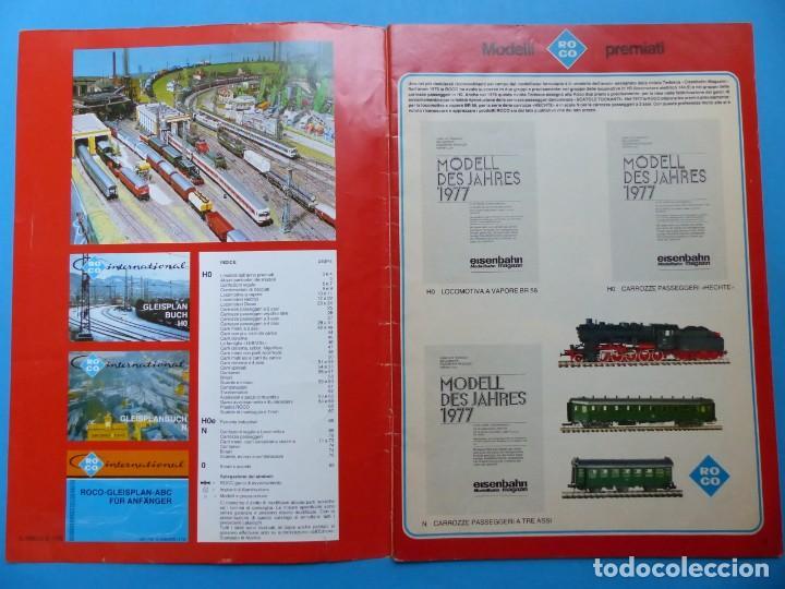 Juguetes antiguos: 15 catalogos y revistas antiguas de juguetes, trenes, coches, motos, Paya, años 1950-1980, ver fotos - Foto 65 - 207109090