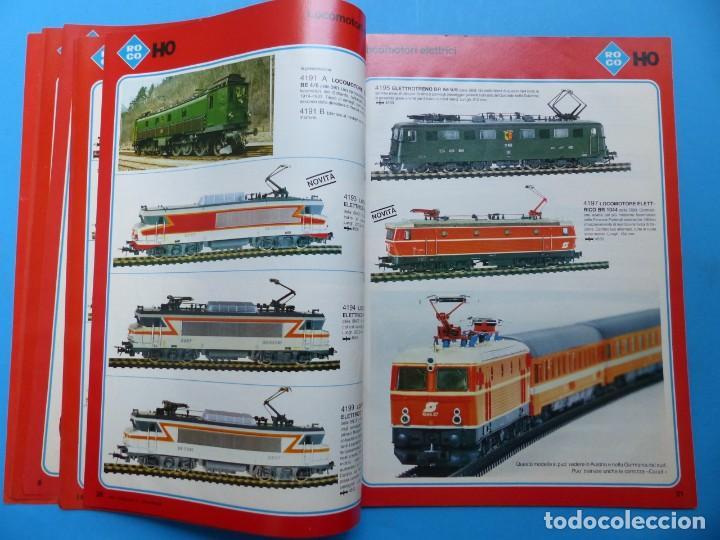 Juguetes antiguos: 15 catalogos y revistas antiguas de juguetes, trenes, coches, motos, Paya, años 1950-1980, ver fotos - Foto 68 - 207109090
