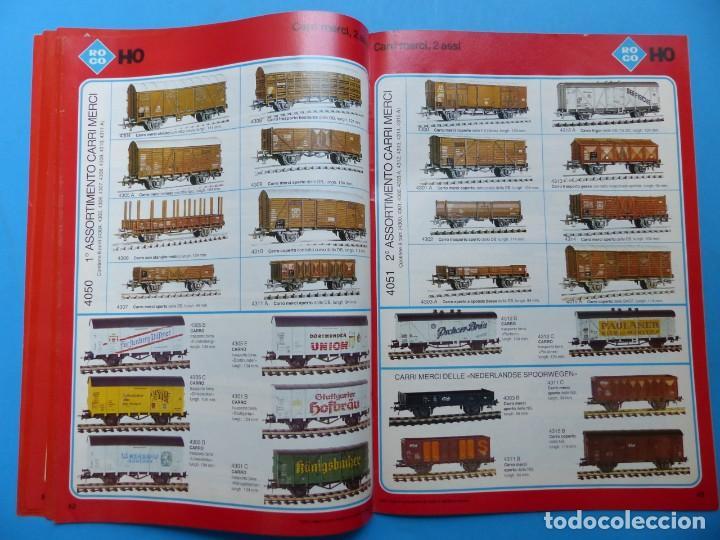 Juguetes antiguos: 15 catalogos y revistas antiguas de juguetes, trenes, coches, motos, Paya, años 1950-1980, ver fotos - Foto 69 - 207109090