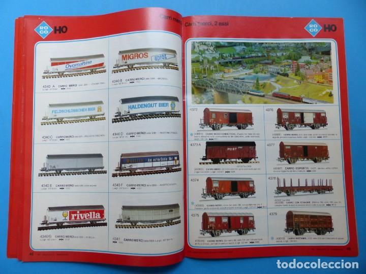 Juguetes antiguos: 15 catalogos y revistas antiguas de juguetes, trenes, coches, motos, Paya, años 1950-1980, ver fotos - Foto 70 - 207109090