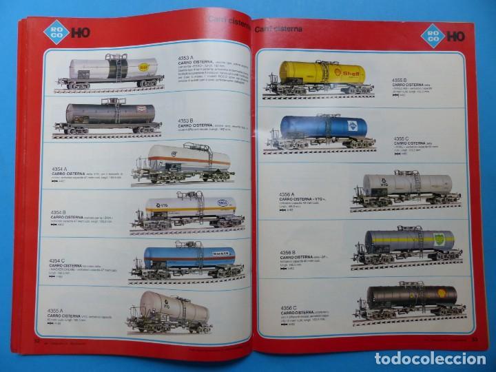 Juguetes antiguos: 15 catalogos y revistas antiguas de juguetes, trenes, coches, motos, Paya, años 1950-1980, ver fotos - Foto 71 - 207109090