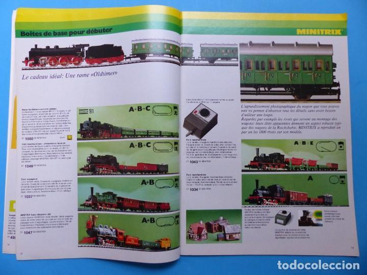 Juguetes antiguos: 15 catalogos y revistas antiguas de juguetes, trenes, coches, motos, Paya, años 1950-1980, ver fotos - Foto 77 - 207109090