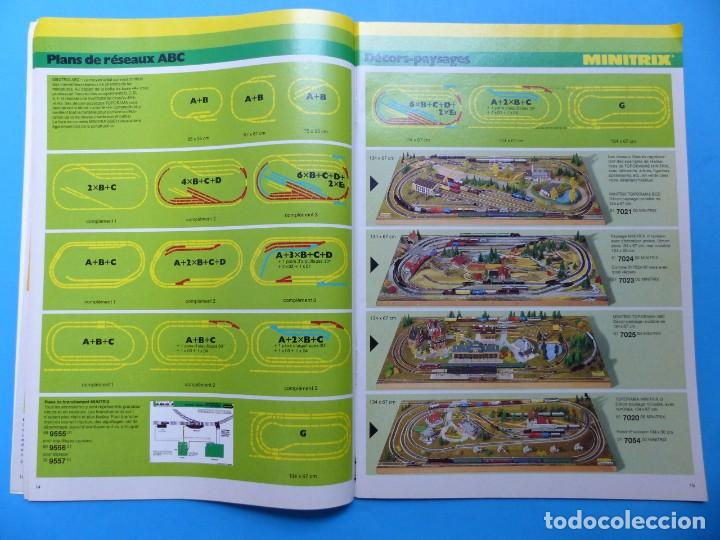 Juguetes antiguos: 15 catalogos y revistas antiguas de juguetes, trenes, coches, motos, Paya, años 1950-1980, ver fotos - Foto 78 - 207109090