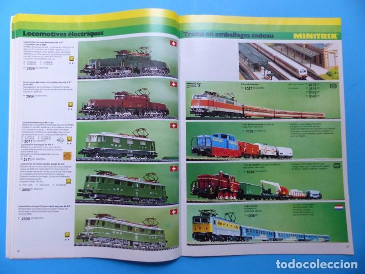 Juguetes antiguos: 15 catalogos y revistas antiguas de juguetes, trenes, coches, motos, Paya, años 1950-1980, ver fotos - Foto 80 - 207109090