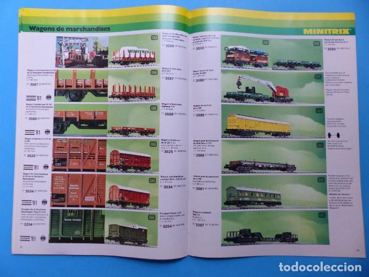Juguetes antiguos: 15 catalogos y revistas antiguas de juguetes, trenes, coches, motos, Paya, años 1950-1980, ver fotos - Foto 81 - 207109090