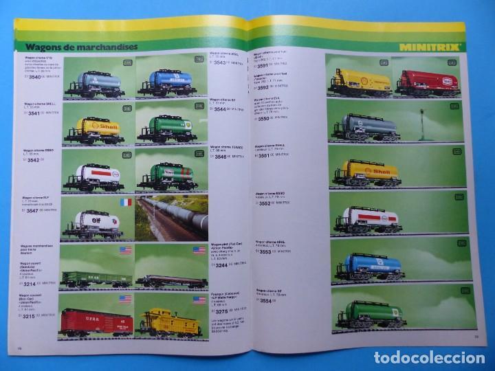 Juguetes antiguos: 15 catalogos y revistas antiguas de juguetes, trenes, coches, motos, Paya, años 1950-1980, ver fotos - Foto 82 - 207109090