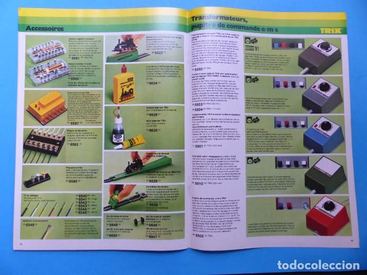 Juguetes antiguos: 15 catalogos y revistas antiguas de juguetes, trenes, coches, motos, Paya, años 1950-1980, ver fotos - Foto 83 - 207109090