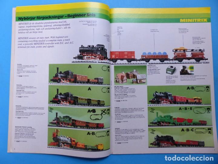 Juguetes antiguos: 15 catalogos y revistas antiguas de juguetes, trenes, coches, motos, Paya, años 1950-1980, ver fotos - Foto 87 - 207109090