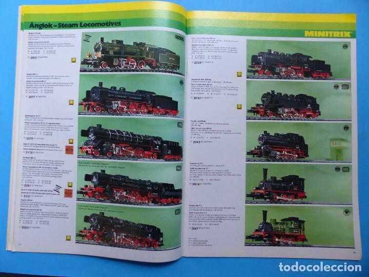 Juguetes antiguos: 15 catalogos y revistas antiguas de juguetes, trenes, coches, motos, Paya, años 1950-1980, ver fotos - Foto 88 - 207109090
