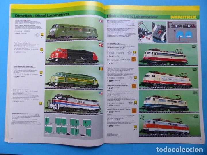 Juguetes antiguos: 15 catalogos y revistas antiguas de juguetes, trenes, coches, motos, Paya, años 1950-1980, ver fotos - Foto 89 - 207109090