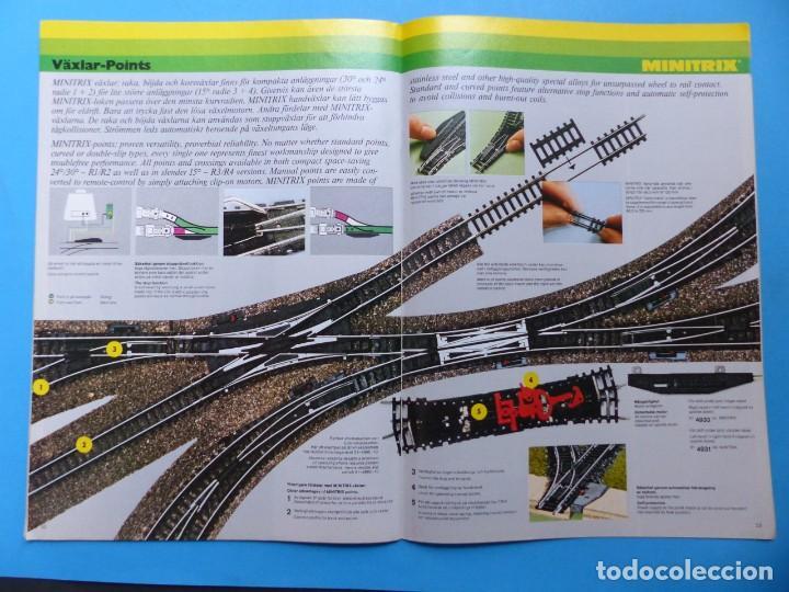 Juguetes antiguos: 15 catalogos y revistas antiguas de juguetes, trenes, coches, motos, Paya, años 1950-1980, ver fotos - Foto 90 - 207109090