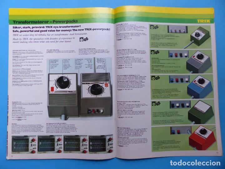 Juguetes antiguos: 15 catalogos y revistas antiguas de juguetes, trenes, coches, motos, Paya, años 1950-1980, ver fotos - Foto 91 - 207109090