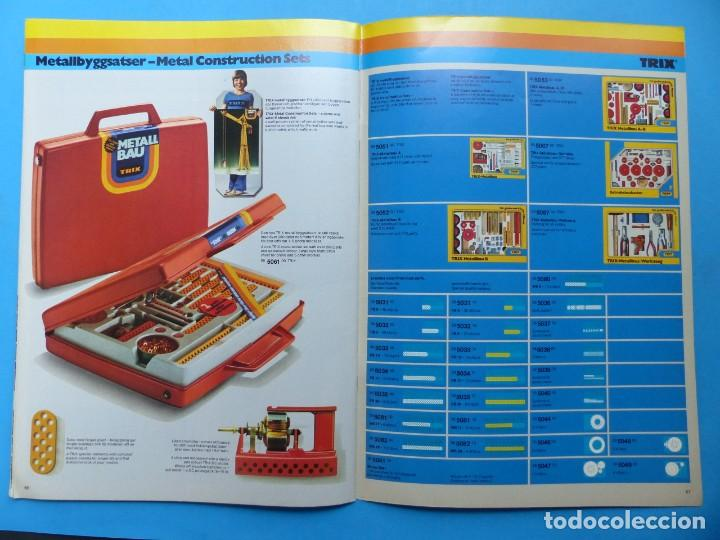 Juguetes antiguos: 15 catalogos y revistas antiguas de juguetes, trenes, coches, motos, Paya, años 1950-1980, ver fotos - Foto 92 - 207109090