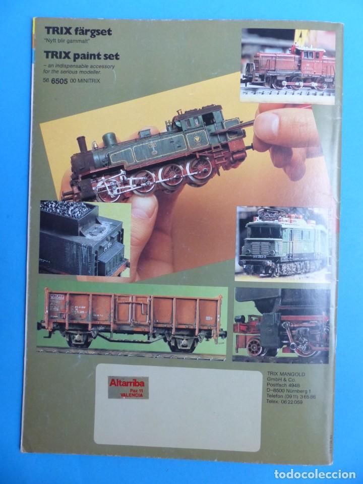 Juguetes antiguos: 15 catalogos y revistas antiguas de juguetes, trenes, coches, motos, Paya, años 1950-1980, ver fotos - Foto 93 - 207109090