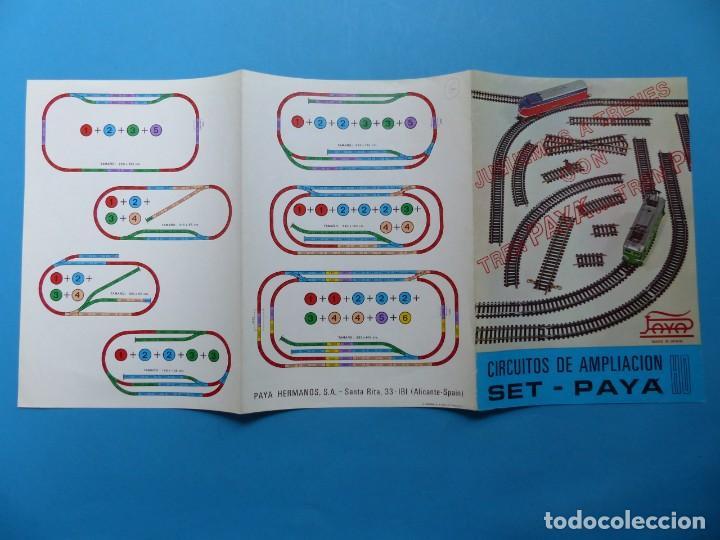 Juguetes antiguos: 15 catalogos y revistas antiguas de juguetes, trenes, coches, motos, Paya, años 1950-1980, ver fotos - Foto 99 - 207109090