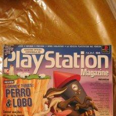 Juguetes antiguos: REVISTA PLAYSTATION MAGAZINE Nº 54. Lote 207112518