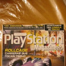 Juguetes antiguos: REVISTA PLAYSTATION MAGAZINE Nº 26. Lote 207112880