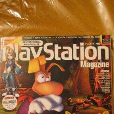 Juguetes antiguos: REVISTA PLAYSTATION MAGAZINE Nº 45. Lote 207113858