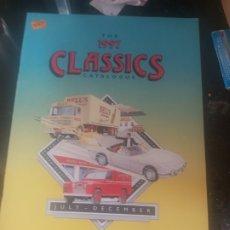 Juguetes antiguos: CLASSICS CATALOGO. Lote 208052942