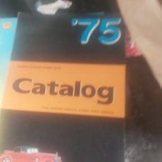 Juguetes antiguos: BANDAI CATALOGO 1975. Lote 208063568