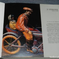 Juguetes antiguos: (MF) CATALOGO DE JUGUETES - F MARCHAND - MOTOS JOUETS, PARIS 1985 MOTOS DE HOJALATA. Lote 208749832