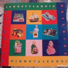 Brinquedos antigos: CATALOGO JUGUETYLANDIA DE GALERIAS PRECIADOS PRINCIPIOS DE LOS 90. Lote 208773275