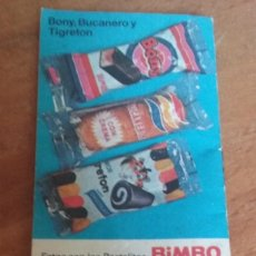 Juguetes antiguos: AGENDA BIMBOVISION BIMBO VISION. Lote 209412620