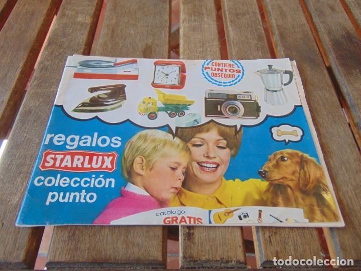 CATALOGO DE REGALOS STARLUX COLECCIÓN PUNTO JUGUETES PAYA (Juguetes - Catálogos y Revistas de Juguetes)