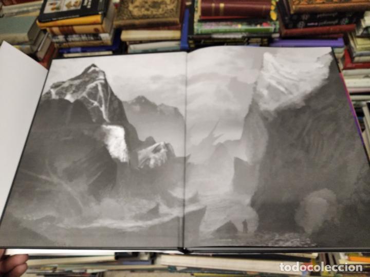 Juguetes antiguos: THE ART OF EVOLVE . PHIL ROBB & CHRIS ASHTON . TITAN BOOKS . 1ª EDICIÓN 2015. VIDEOJUEGOS. - Foto 4 - 212375920